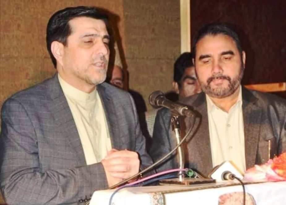کاروبار کے ذریعے پاک ایران تعلقات میں مزید بہتری آئی ہے، محمد رضا ناظری