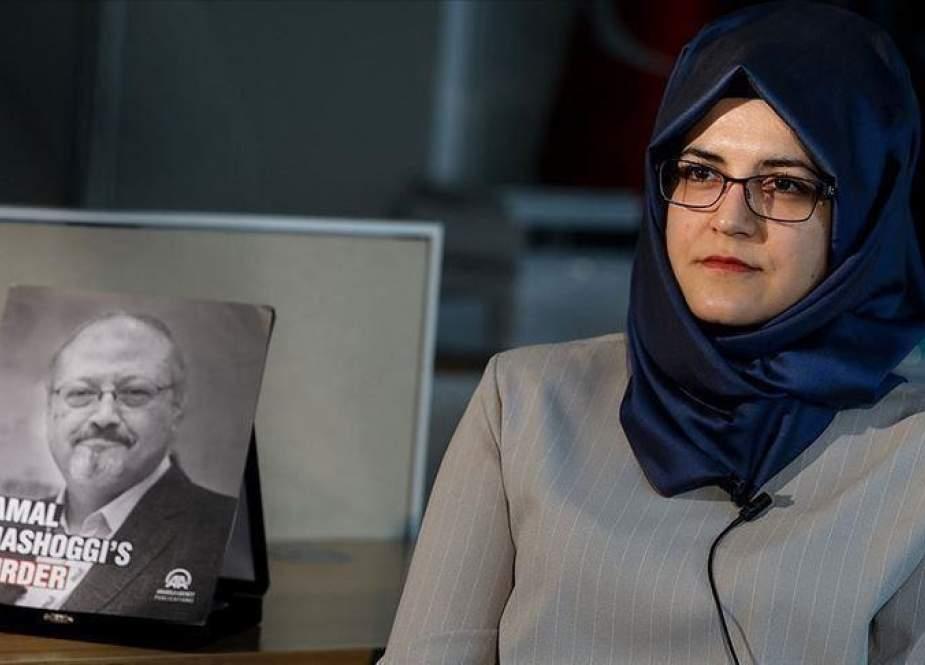 خديجة جنكيز تتهم أمريكا بـ ''عدم الشفافية'' والسبب ''البقرة الحلوب''