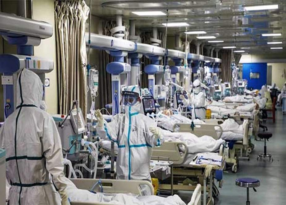 کراچی، اسپتالوں میں کورونا کیسز کی تعداد میں کمی آنا شروع