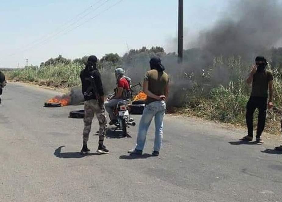 ماذا يحدث في الجنوب السوري؟