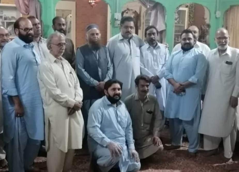 پشاور، محرم الحرام کے حوالے سے امامیہ جرگہ خیبر پختونخوا کا اجلاس