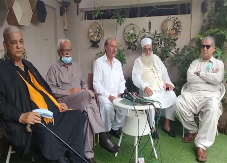 مولانا تنویر الحق تھانوی تحریک انصاف چھوڑ کر پیپلز پارٹی میں شامل