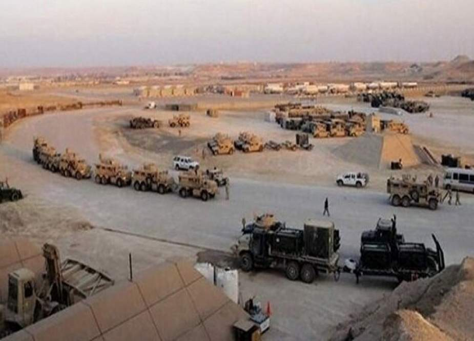 500 Kendaraan Militer Masuk Ke Pangkalan Ain Al-Assad Di Irak