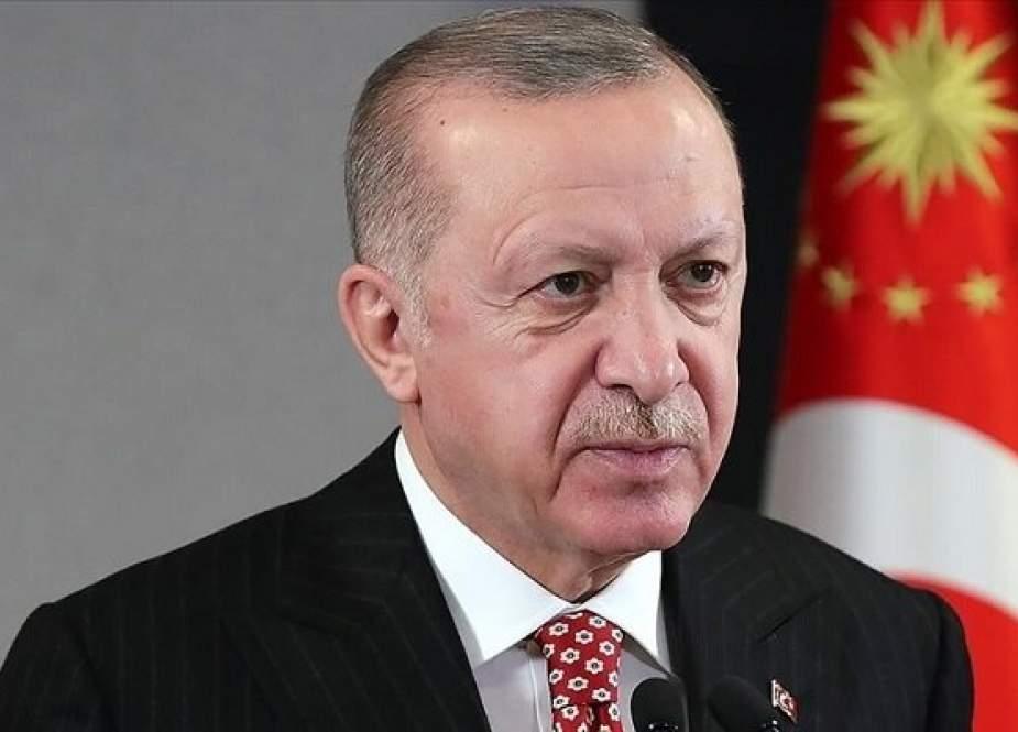 Erdogan Berterima Kasih Kepada Iran Atas Bantuannya Dalam Memerangi Kebakaran