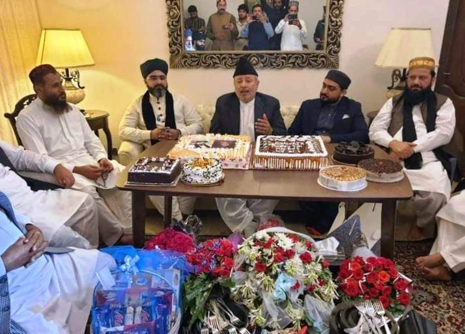 علماء و مشائخ کا ''خوشحال پاکستان، پُرامن پاکستان'' تحریک چلانے کا اعلان