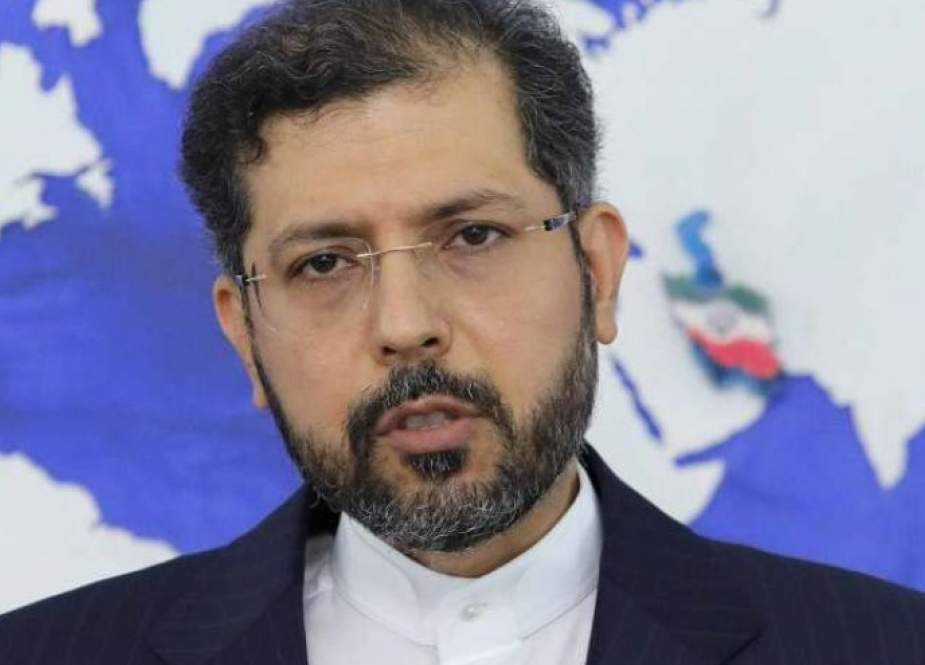 طهران: التقارير عن حوادث أمنية قرب ساحل الخليج العربي مثيرة للريبة