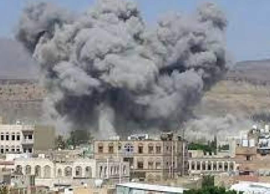استشهاد مواطن يمني بنيران العدوان السعودي في صعدة