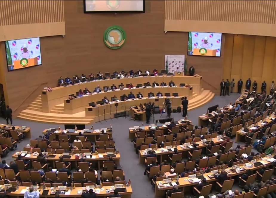 الاحتلال يحدث أزمة داخل الاتحاد الإفريقي بسبب إثيوبيا