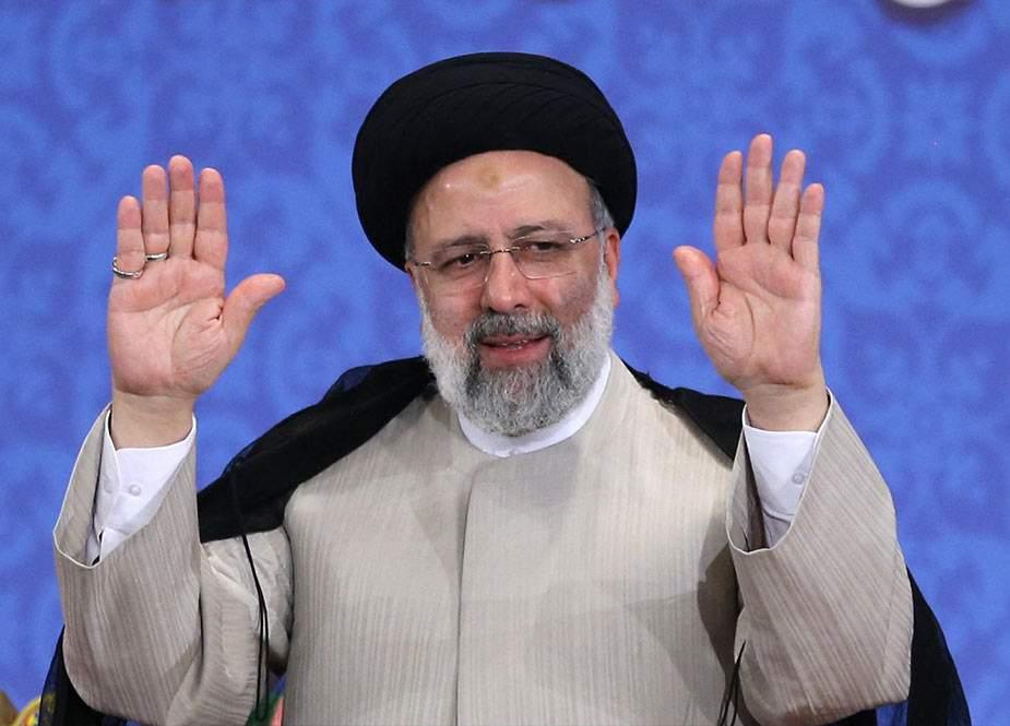 İran prezidenti ilk rəsmi görüşünü keçirib