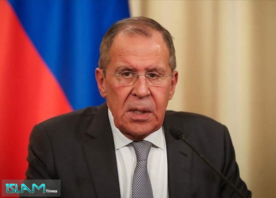 Lavrov: West Is Set to Question Russia
