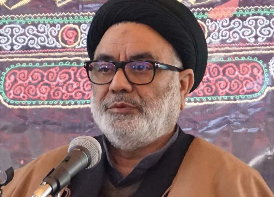 انجمن شرعی شیعیان کے اہتمام سے وادی کشمیر کے مختلف مقامات پر علم شریف برآمد
