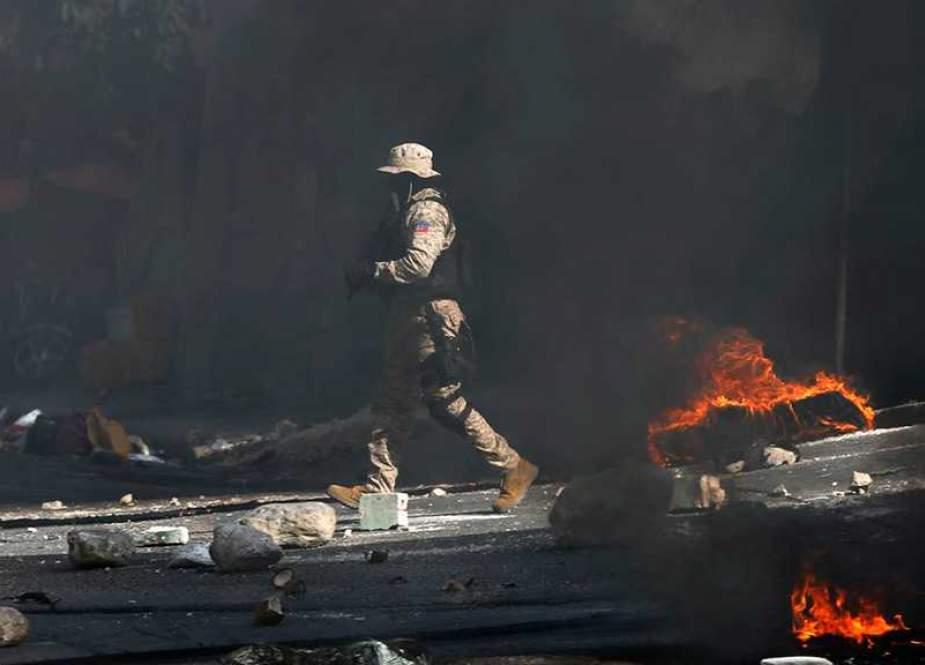 Pentagon training hitmen involved in Haitian President assassination.jpg
