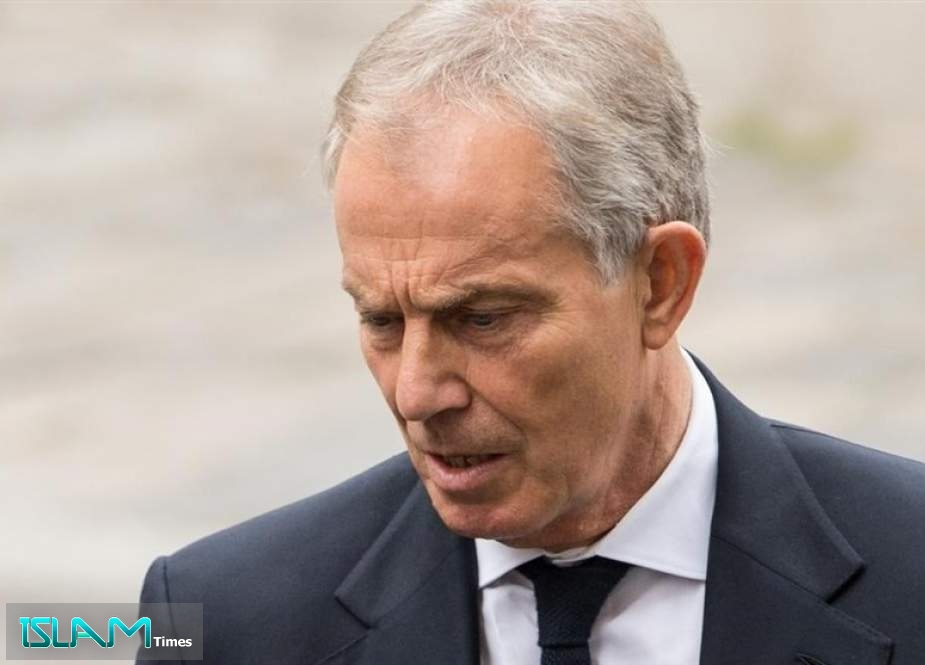 Ex-UK PM Blair Slams West's 'Abandonment' of Afghanistan