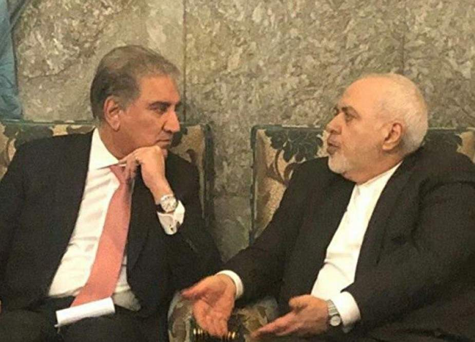 Iran and Pakistan Foreign Ministries