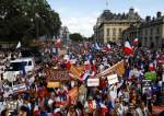 160,000 Protest across France against COVID-19 Rules