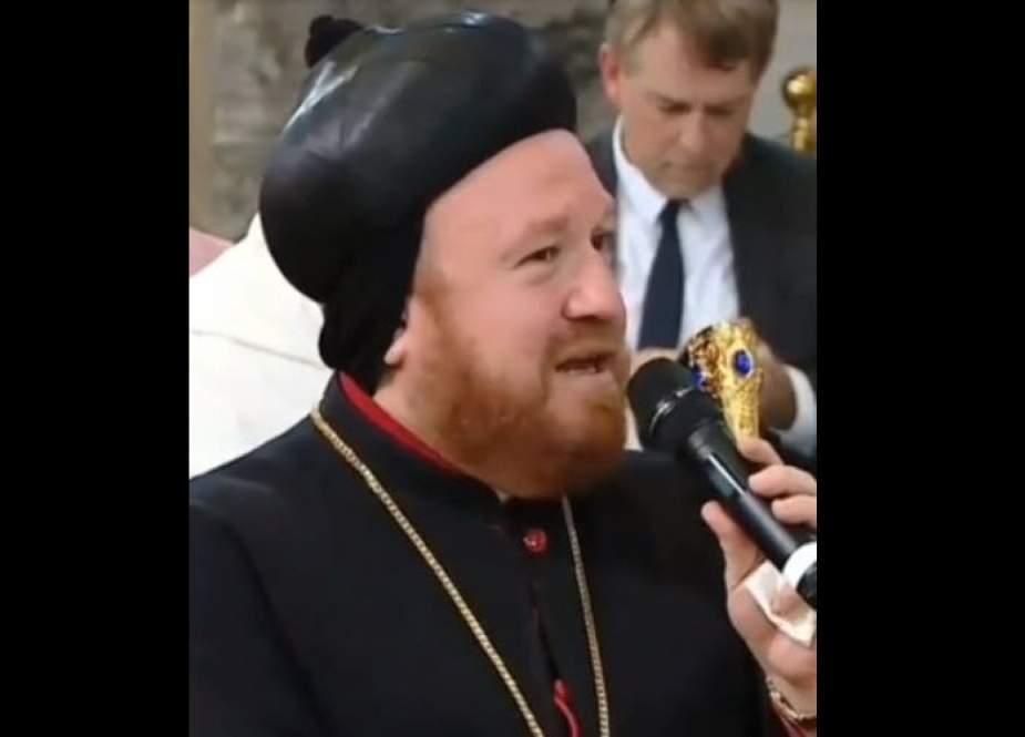 سوال چالشی کشیش مسیحی موصل از مکرون: زمان حمله داعش کجا بودید؟