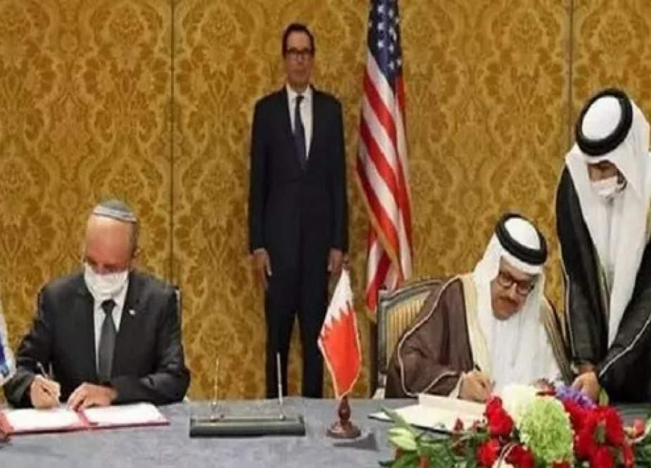 بحرین اولین سفیر خود در اراضی اشغالی را تعیین کرد