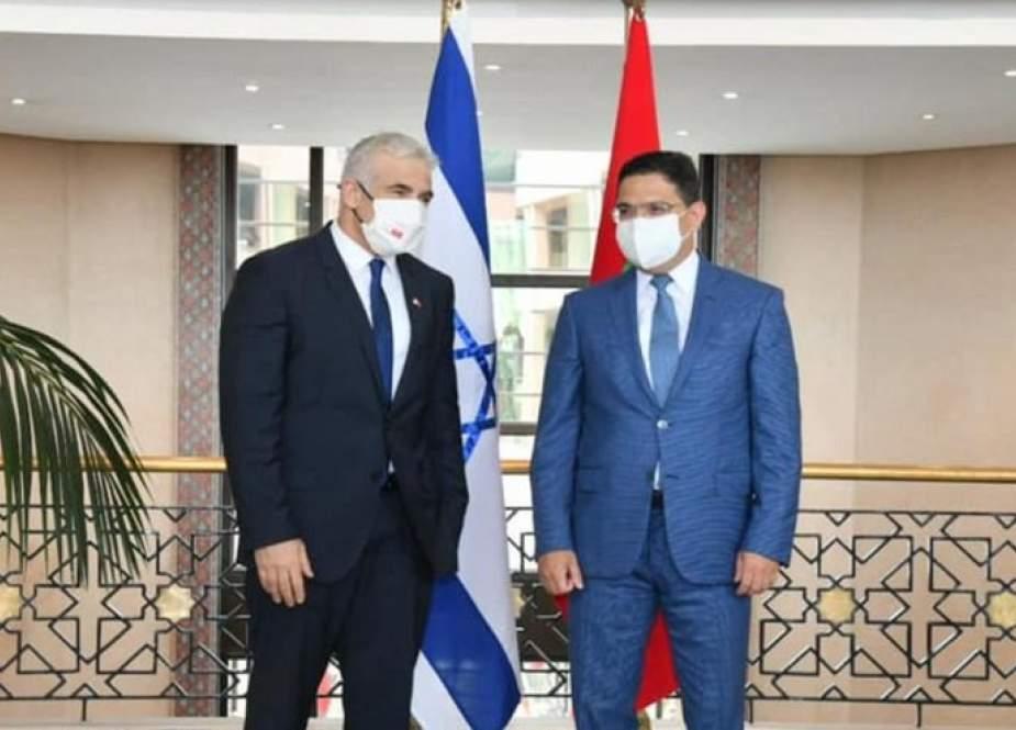 ''إسرائيل'' تهدد الجزائر: المغرب خط أحمر
