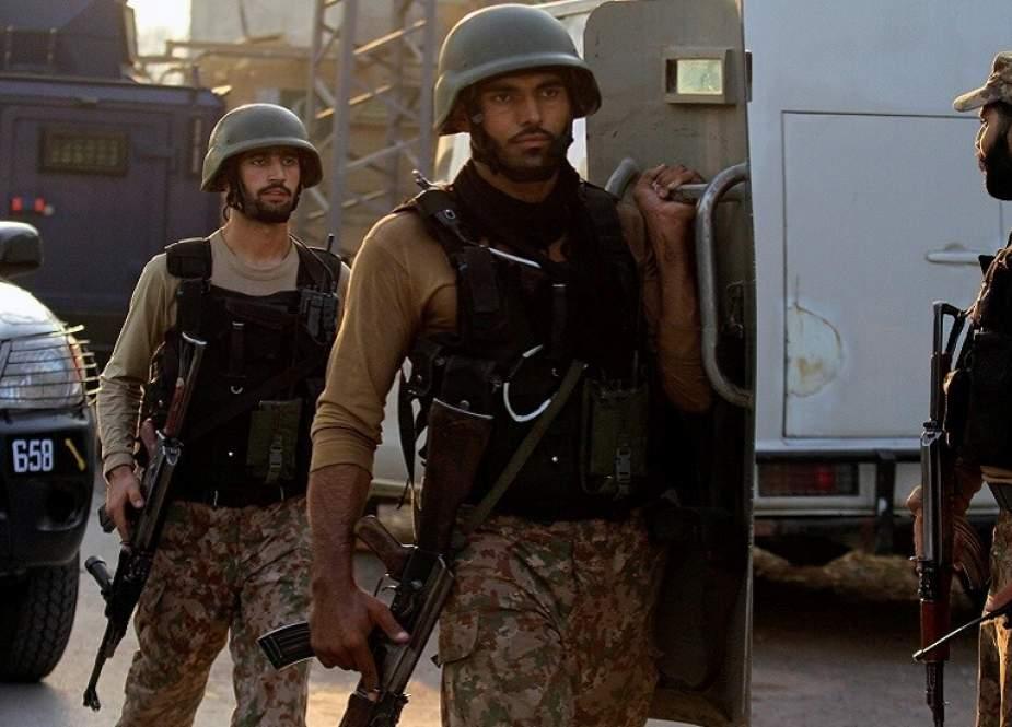 Pakistani Security Forces, kill  ISIL terrorists