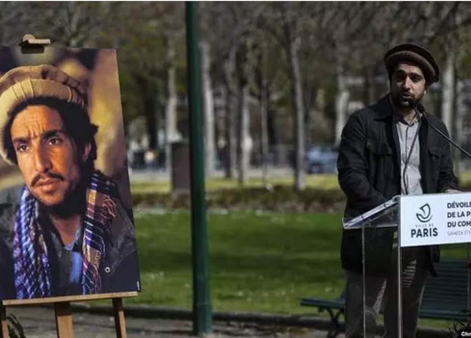 احمد مسعود سقوط پنجشیر را تکذیب کرد