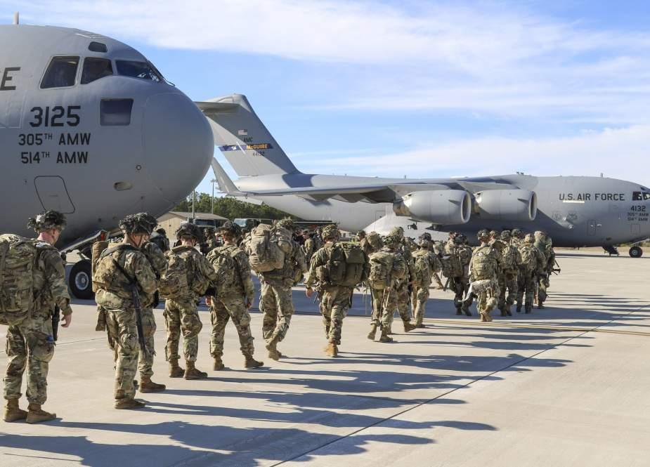 Keluarnya AS Dari Afghanistan Menghidupkan Kembali Kebutuhan Akan Pembentukan Angkatan Darat UE