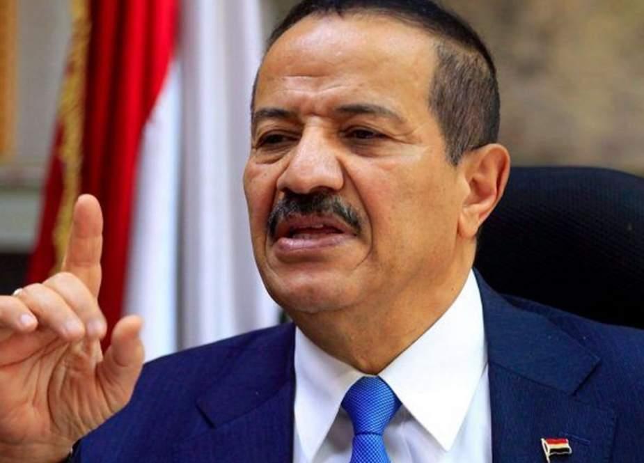 ملت یمن به زودی کشورهای متجاوز را بازخواست خواهند کرد/از مردم ایران صمیمانه تشکر می کنم
