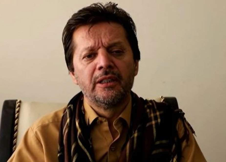 طالبان سے لڑائی میں پنجشیر کی مزاحمتی فورس کے ترجمان فہیم دشتی مارے گئے