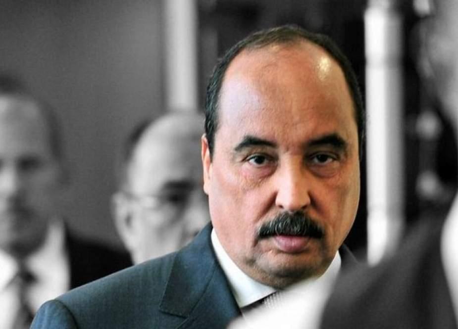 مظاهرات أنصار الرئيس الموريتاني السابق بالتزامن مع مثوله للتحقيق