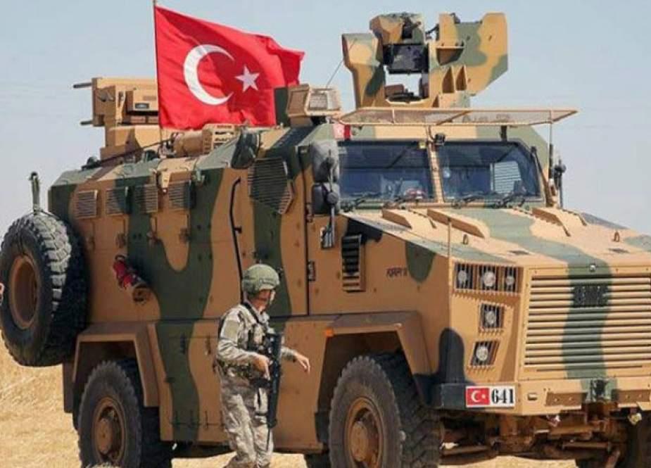 مقتل عسكري تركي في ''درع الفرات'' شمال سوريا