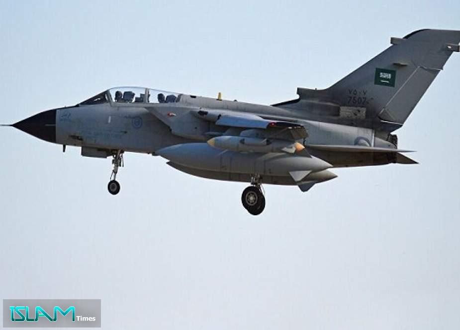 Saudi Fighters Hit Ta