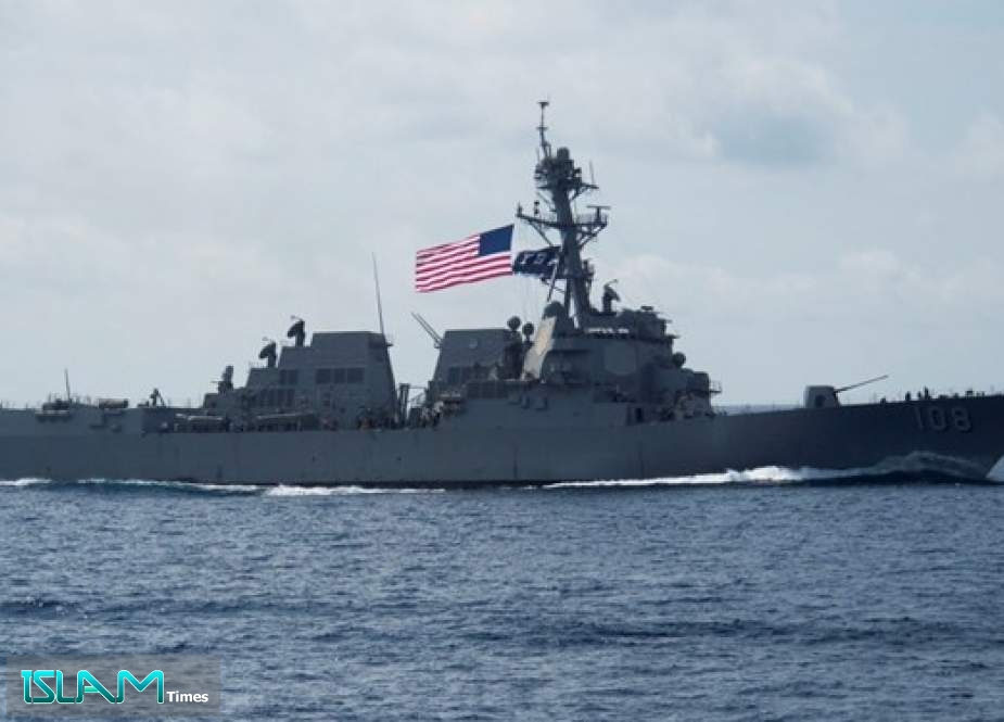 Beijing Expels US Destroyer from China