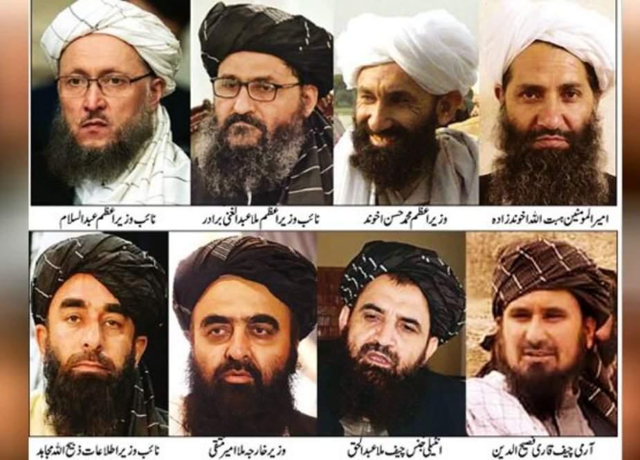 نئی افغان حکومت 11 ستمبر کو حلف اٹھائے گی