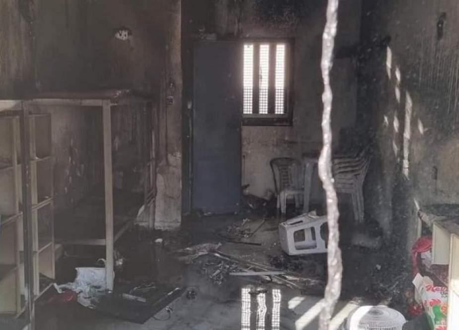 الأسرى الفلسطينيون يردون على بطش الاحتلال بانتفاضة حقيقية