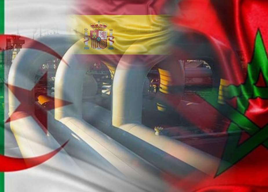 أزمة خط الغاز بين الجزائر والمغرب.. الأشقاء يخسرون وإسبانيا تكسب