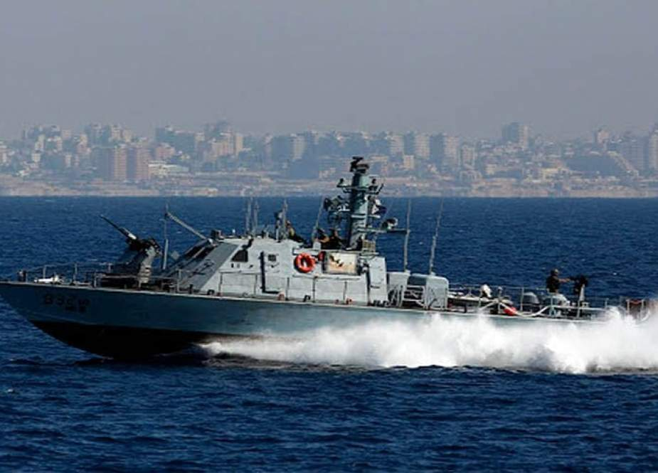 خروقات بحرية صهيونية للمياه اللبنانية