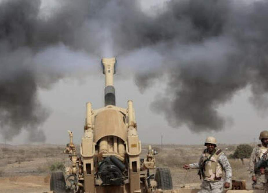 الحرس الثوري يقصف مواقع إرهابيين شمال العراق