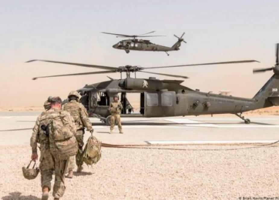 عصائب أهل الحق: أمريكا غير صادقة بوعدها سحب قواتها من العراق