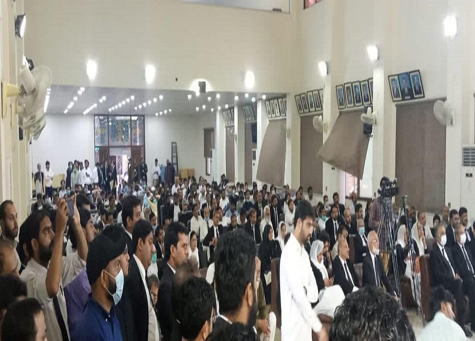 لاہور ہائیکورٹ میں