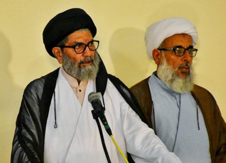جی بی کے تمام اضلاع کو قومی اسمبلی میں نمائندگی دی جائے، علامہ ساجد نقوی