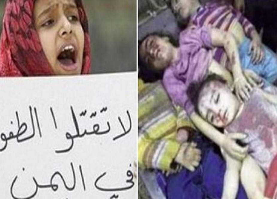 Serangan Koalisi Saudi Telah Menewaskan 18.000 Warga Sipil Yaman