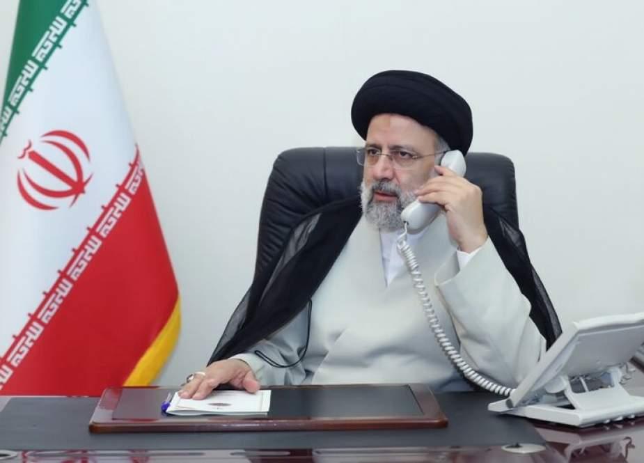 Ebrahim Raisi, Iranian President