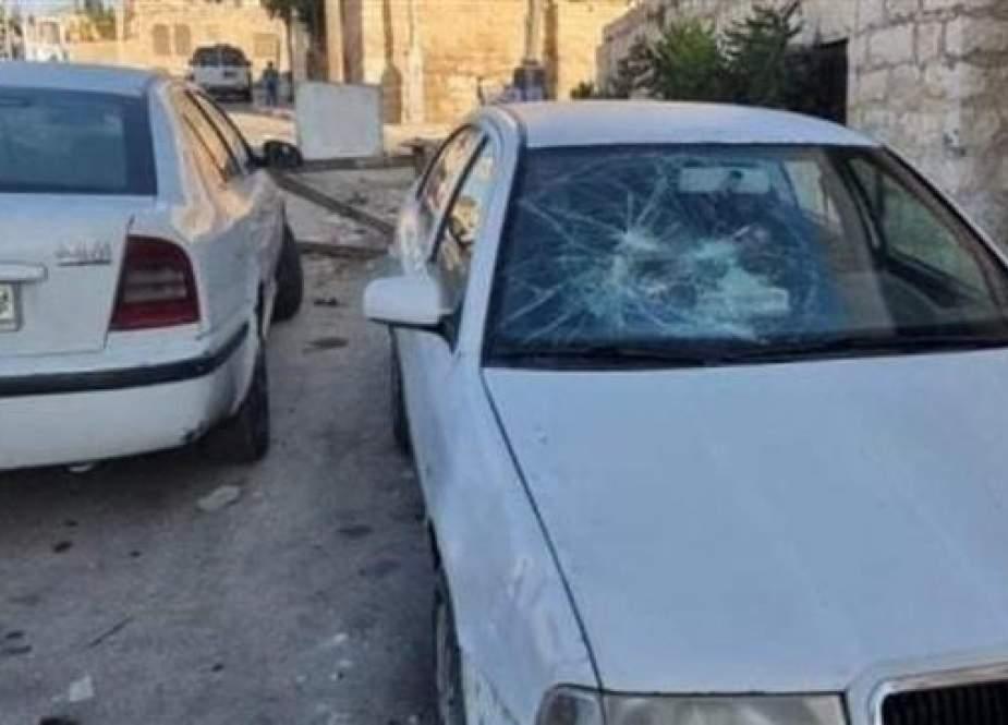 Pemukim Israel Merusak Properti Warga Palestina Di Kota al-Khalil