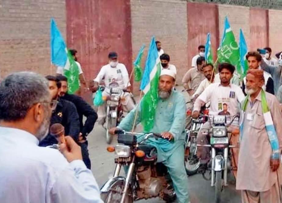 جماعت اسلامی ہی اہلیان کنٹونمنٹ کی ترجمانی کر سکتی ہے،ن لیگ اور تحریک انصاف نے عوام کو دھوکہ دیا، ڈاکٹر صفدر ہاشمی