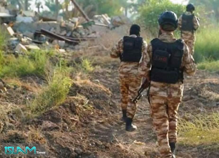 عراق میں داعش کے 4 انڈر گراونڈ اسلحہ ڈپو دریافت