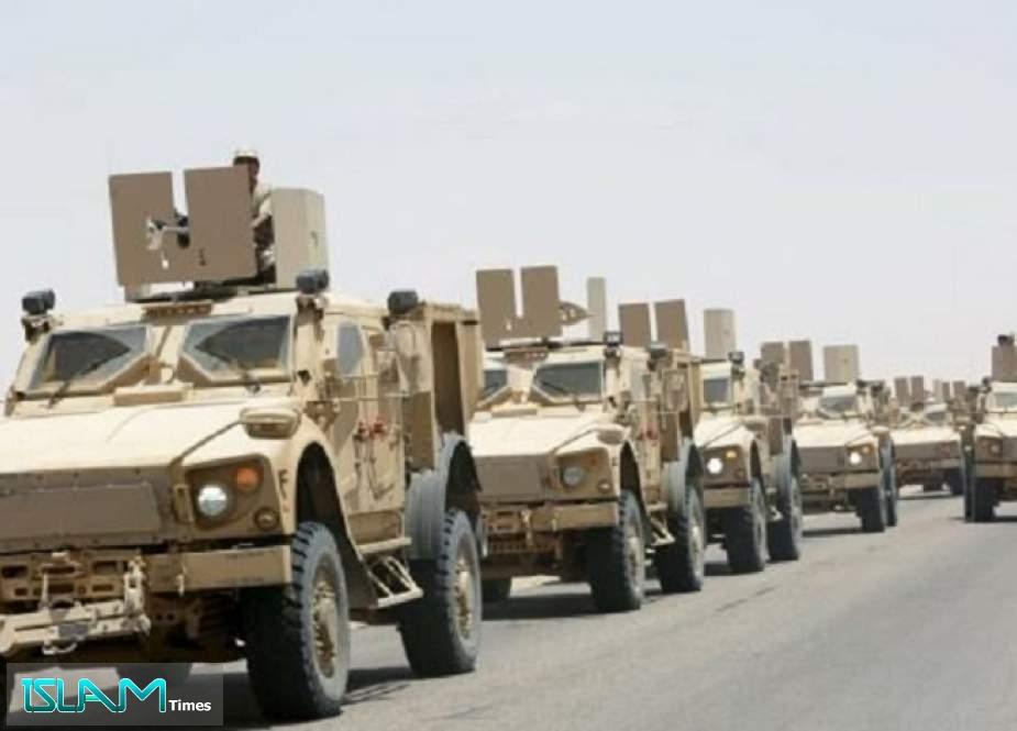 Riyadh Begins to Withdraw Its Armament from Yemeni City of Ma