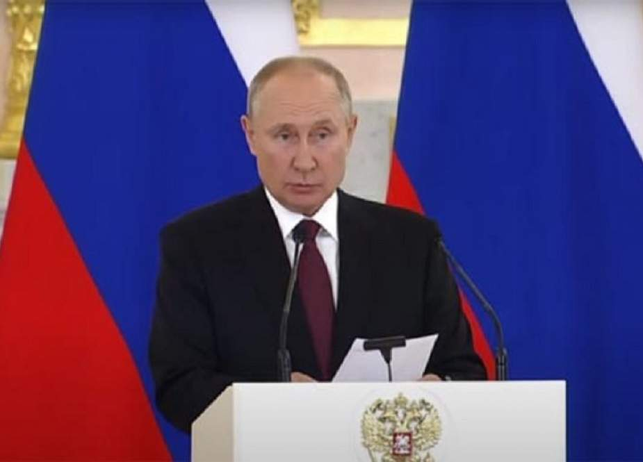 بوتين: نفاوض