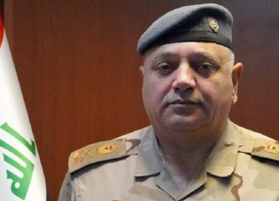 قيادة العمليات العراقية: لا طلب أمريكي بالبقاء في العراق