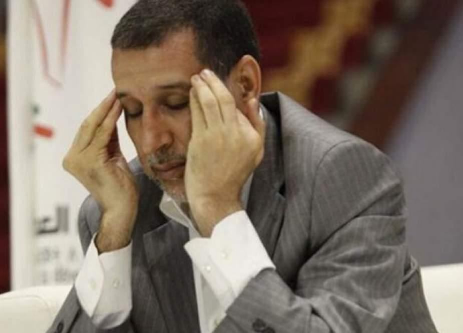 استقالة سعد الدين العثماني من أمانة حزب العدالة والتنمية الحاكم