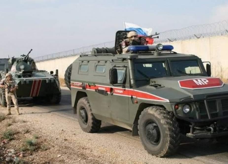 بدء تسيير دوريات سورية وروسية في درعا البلد