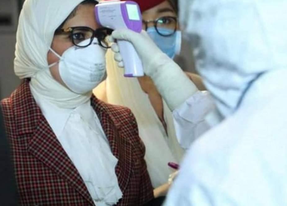 مصر تشهد ارتفاعا مستمرا للإصابات بكورونا